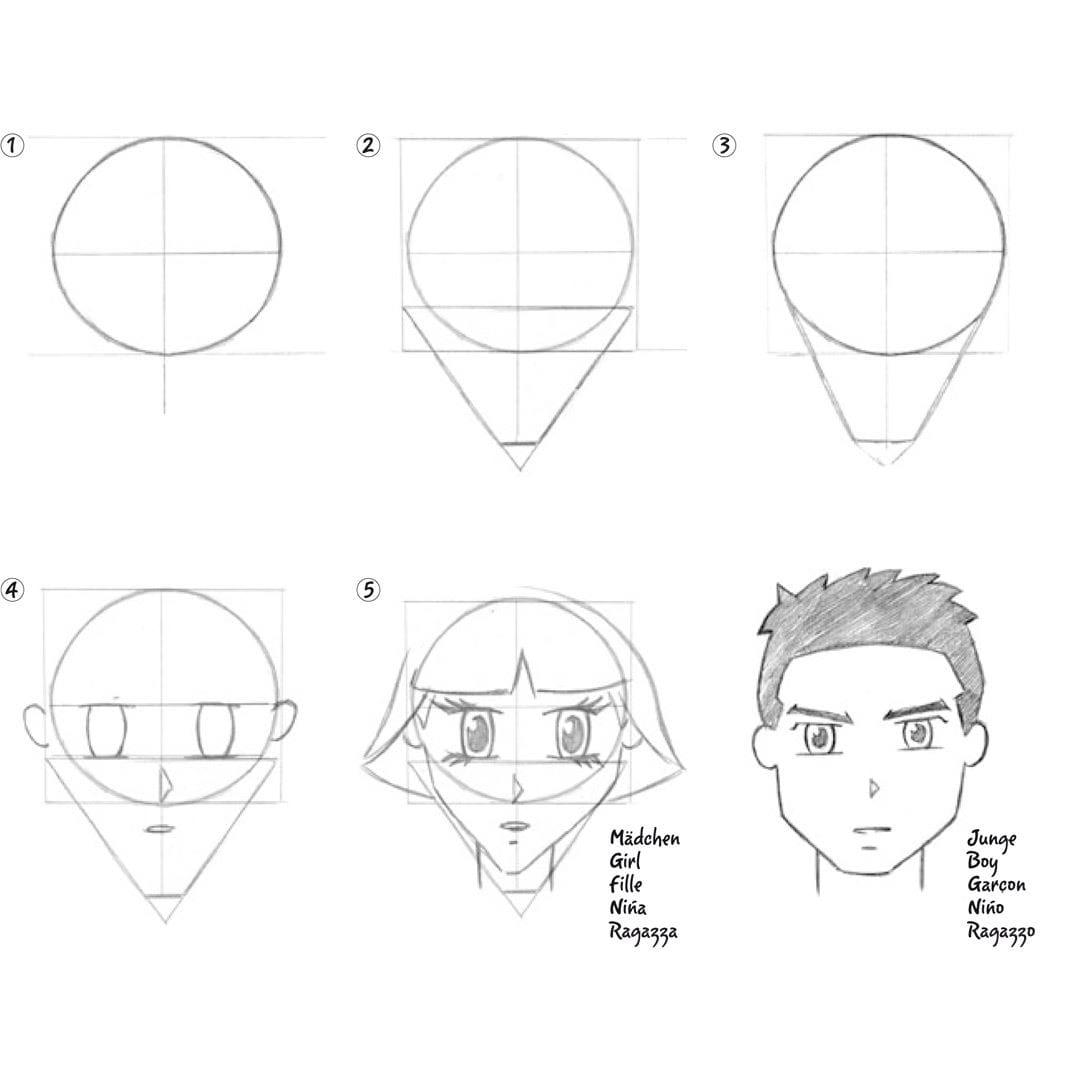 Anime Art Bases