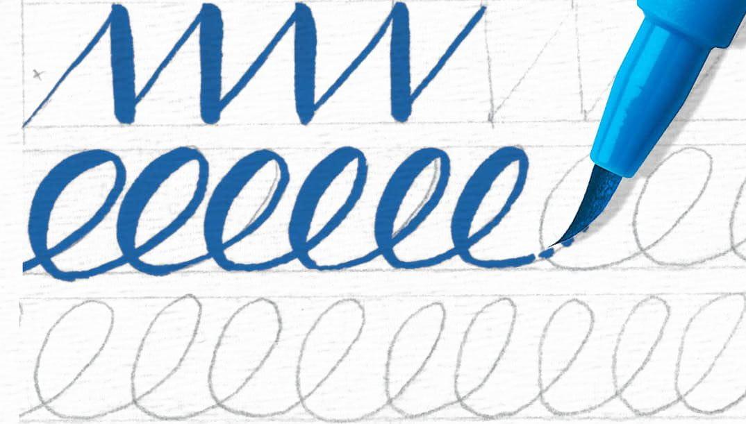 Favori L'ABC de la calligraphie MA68