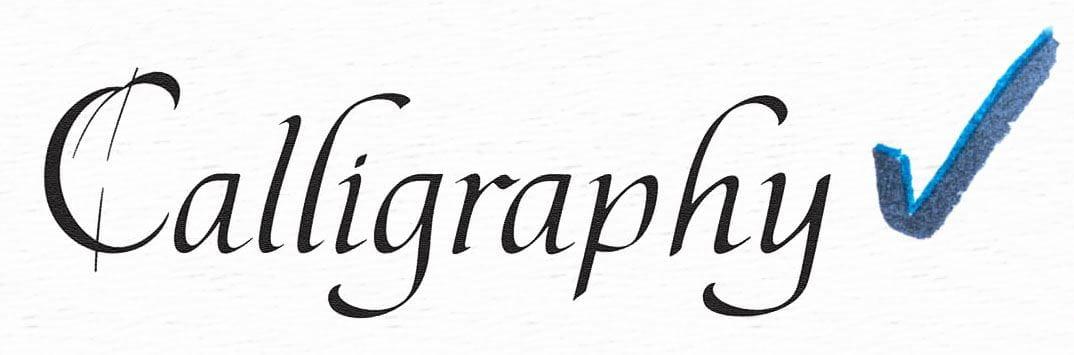 Préférence L'ABC de la calligraphie ZN81