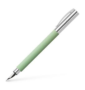 Faber-Castell - Stylo-Plume Ambition OpArt Mint Green fin