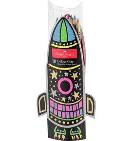Faber-Castell - Gift set CG special colours rocket
