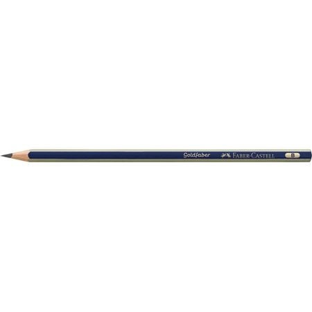 Faber-Castell - Crayon graphite Goldfaber 1221 B