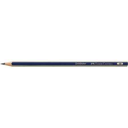 Faber-Castell - Crayon graphite Goldfaber 1221 3B