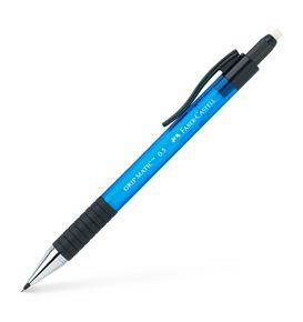 Faber-Castell - Porte-mine Grip Matic 0,5mm bleu