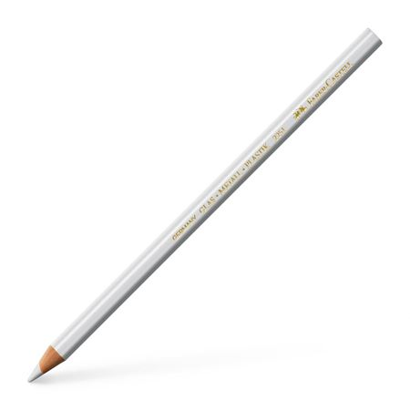 Faber-Castell - stylo multifonction blanc
