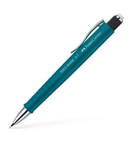 Faber-Castell - Porte-mine Poly Matic 0.7 pétrole