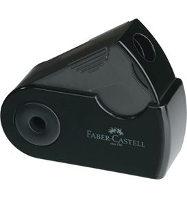Faber-Castell - Taille-crayon 1 usage Sleeve Mini noir