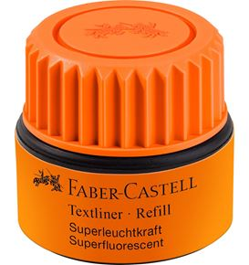 Faber-Castell - Textliner 1549 recharge orange